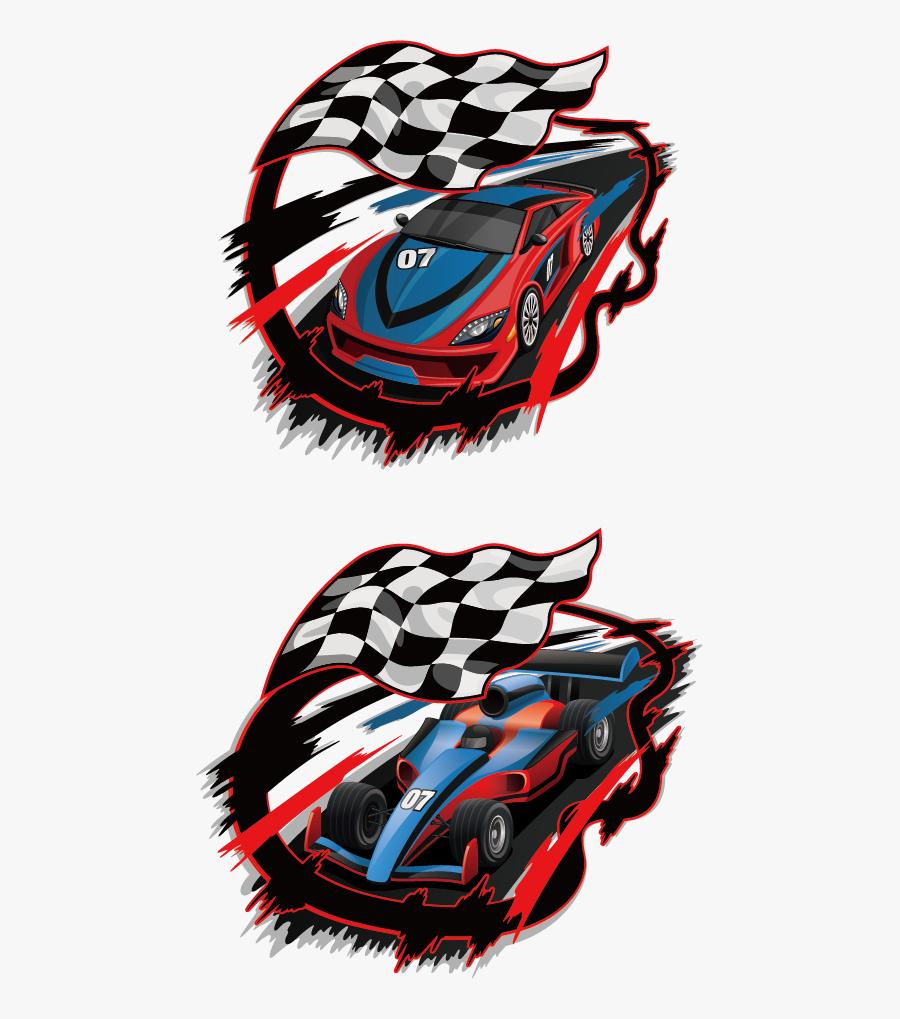 Transparent Drag Racing Clipart - Racing Flag, Transparent Clipart