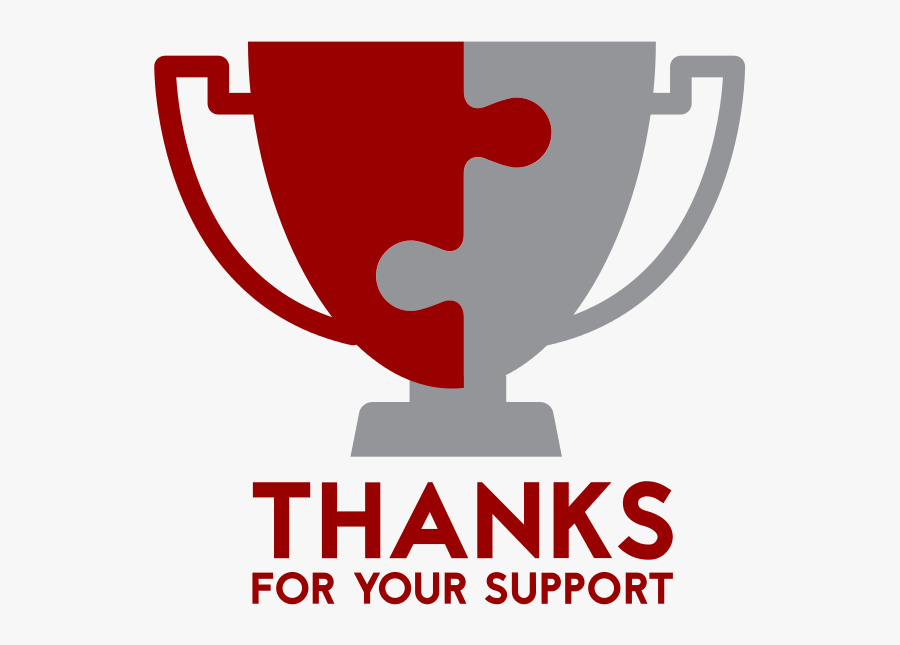 Thanks For Your Support Png, Transparent Clipart