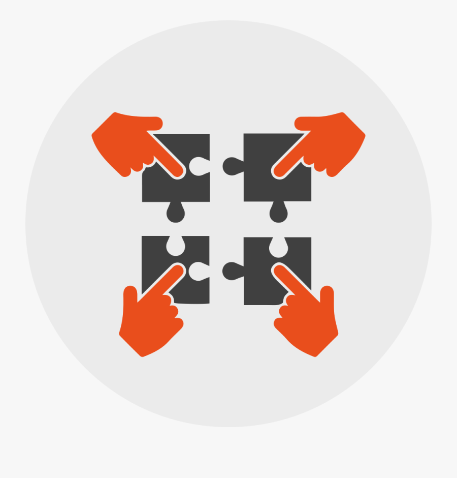 Transparent Strengths Clipart - Collaboration Png, Transparent Clipart