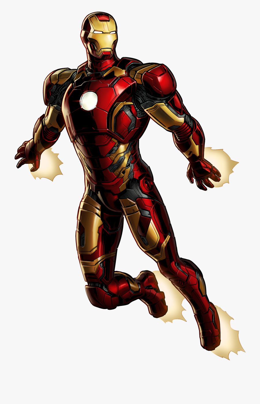 Iron Man Clipart Ironman Png Transparent Png , Png - Transparent Iron Man Png, Transparent Clipart