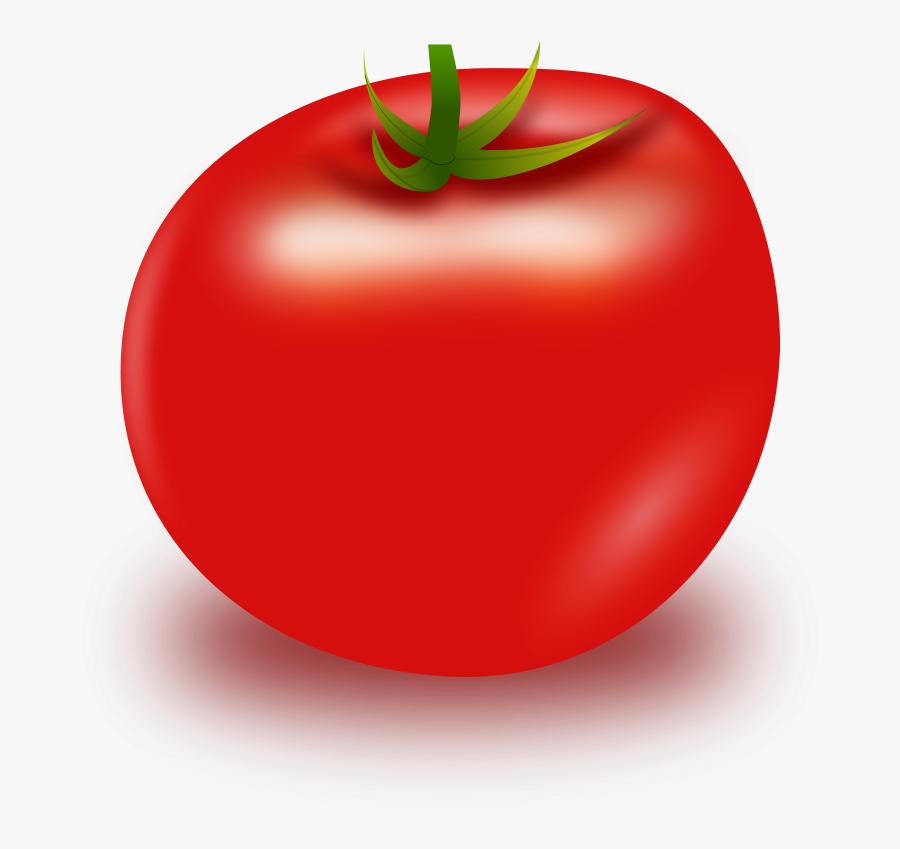 Vector Tomato - Free Tomato Clip Art, Transparent Clipart
