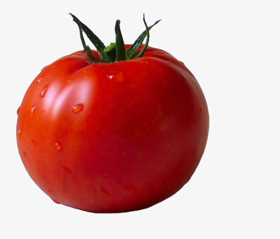 Cherry Tomato Free On - Tomato Transparent Png, Transparent Clipart