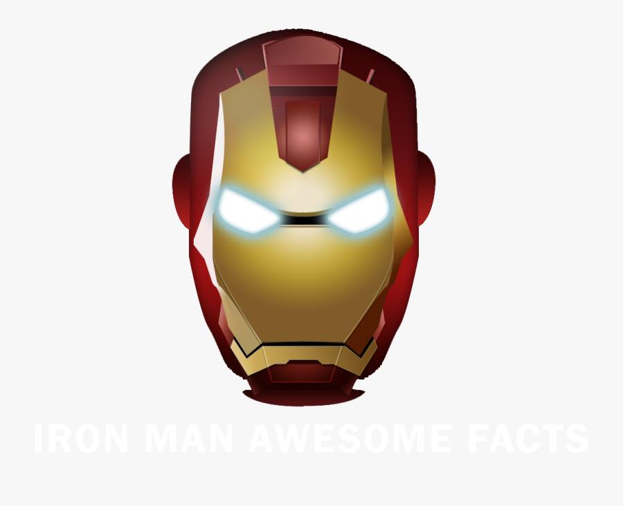 Iron Man Clipart Iyon - Iron Man, Transparent Clipart