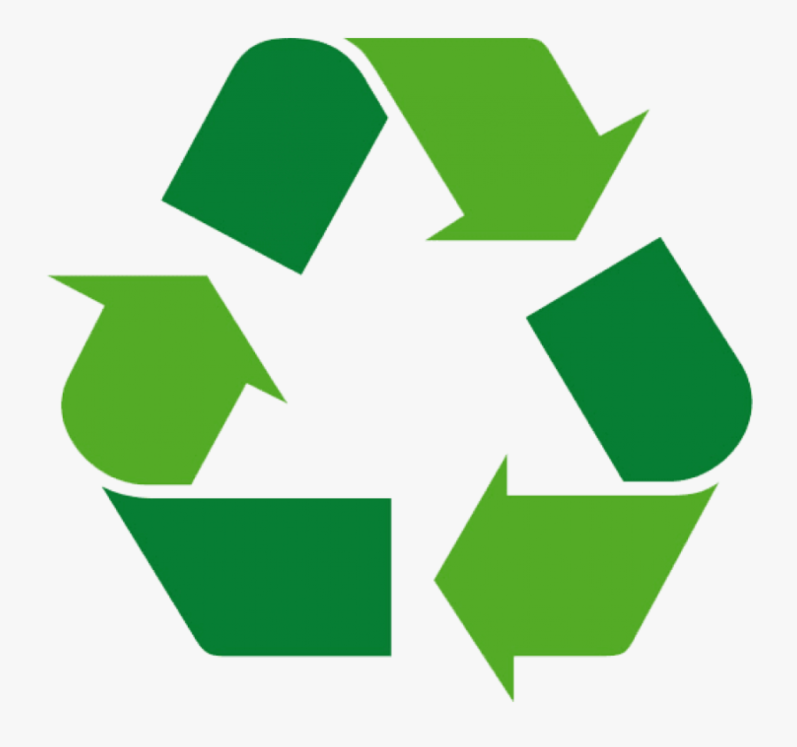 Free Png Recycling Symbol Green Png Image With Transparent - Transparent Background Recyclable Logo, Transparent Clipart