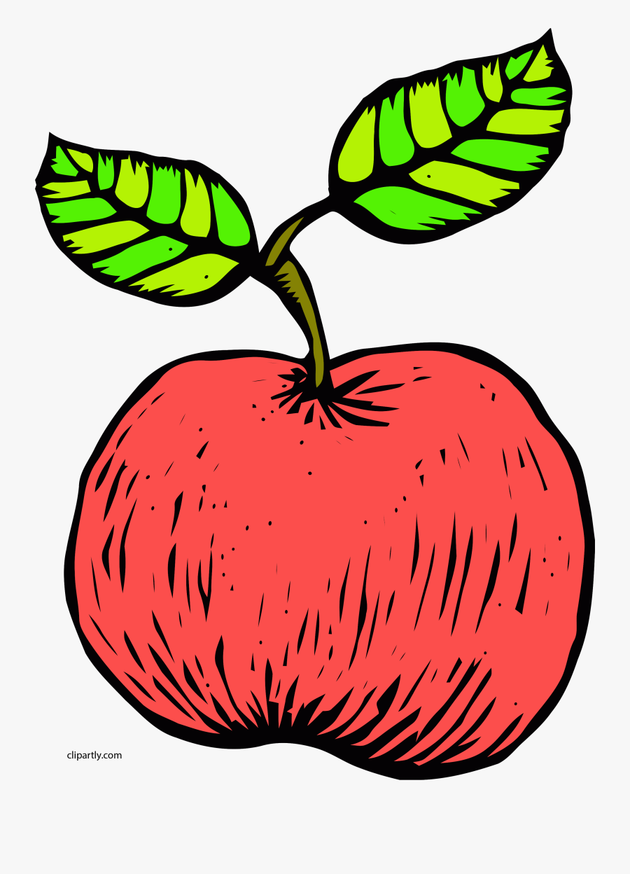 Tomato Apple Clipart Png, Transparent Clipart