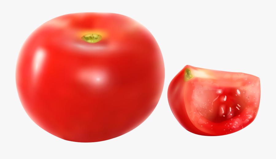 Transparent Tomato Clipart Black And White - Tomato, Transparent Clipart