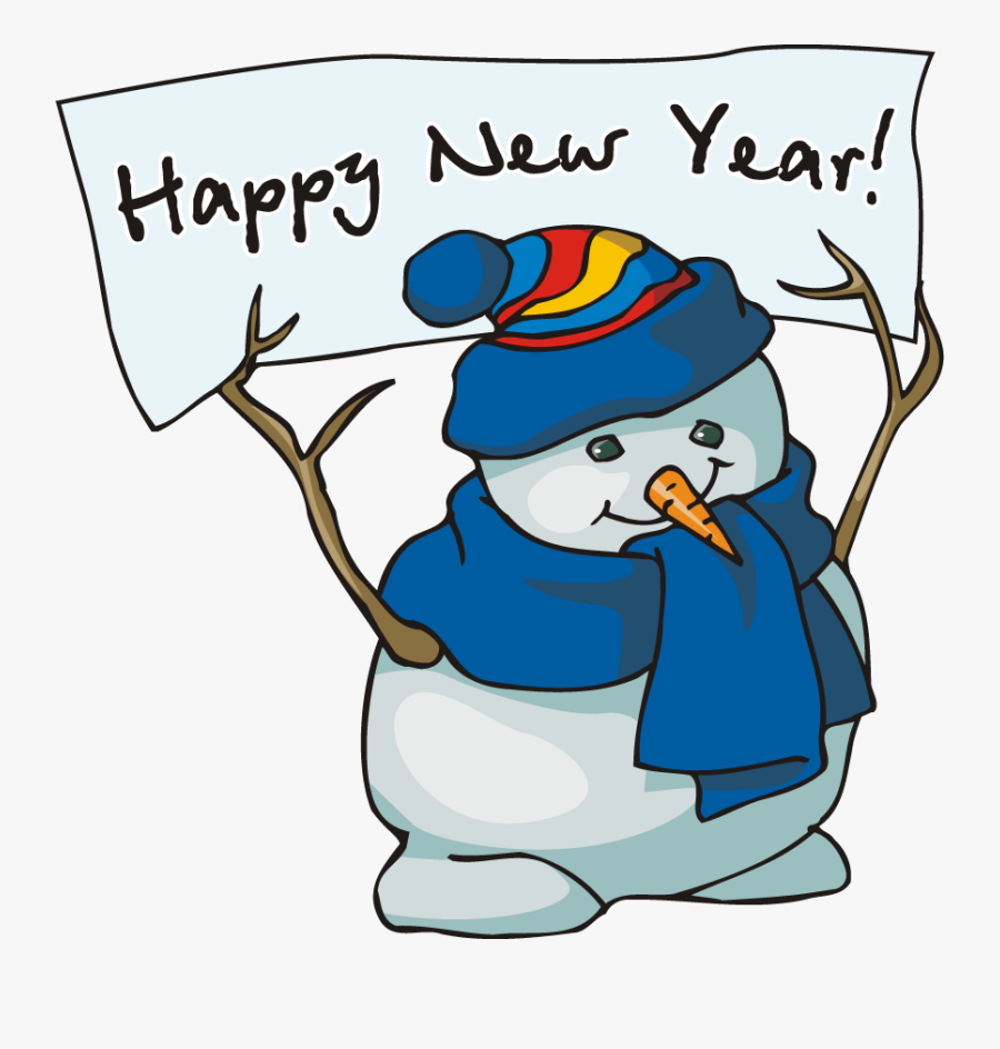 Transparent Happy New Year Hat Png - Happy New Year 2019 Painting, Transparent Clipart
