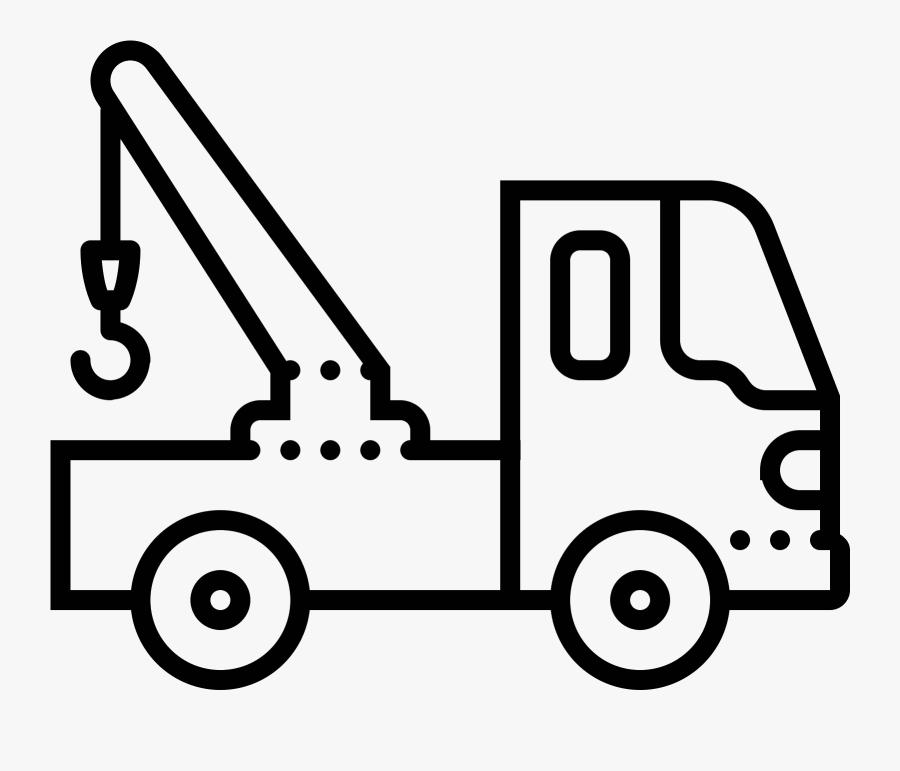 Transparent Caminhão Png - Living In Vehicle Icon, Transparent Clipart