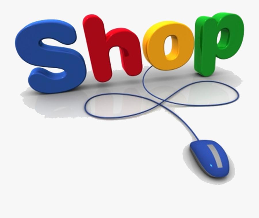 Online Shopping Clipart Png Transparent - Online Shopping Page Cover, Transparent Clipart