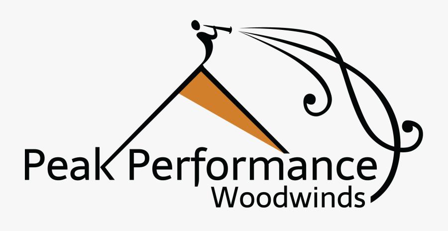 Peak Performance Woodwinds- Instrument Repair And Instrument - Illustration, Transparent Clipart
