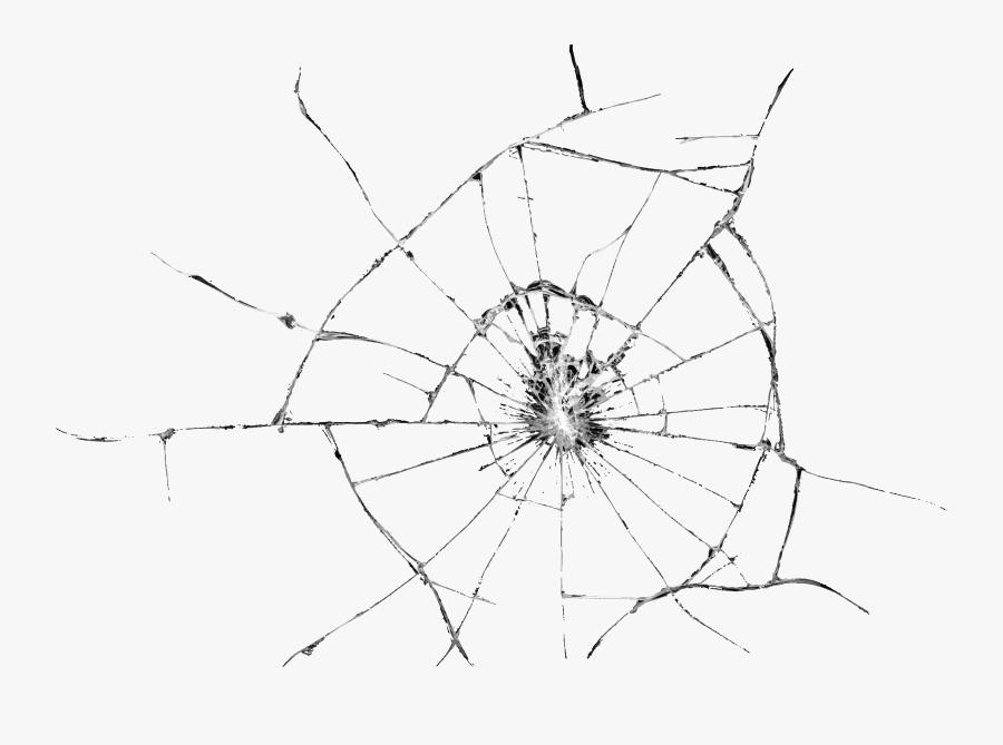 Break Light Window Glass Png Download Free Clipart - Broken Glass Effect Png, Transparent Clipart