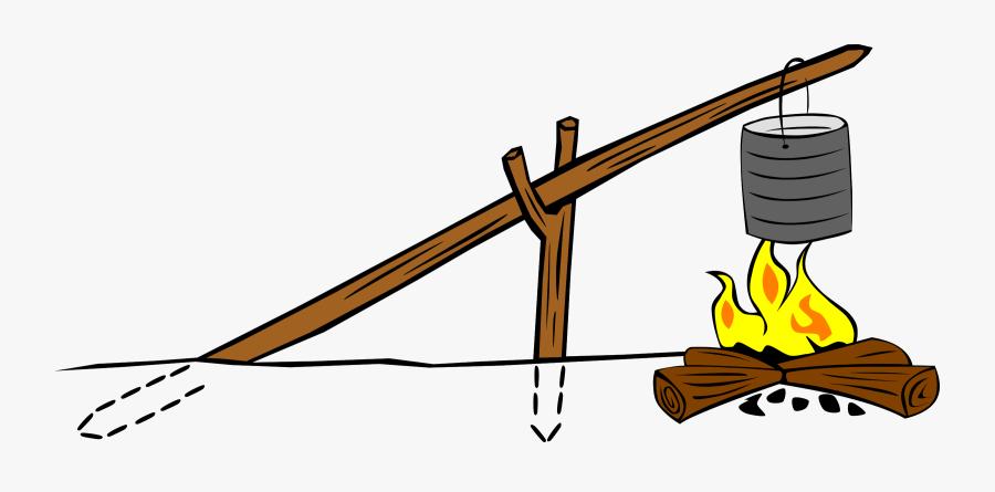 Artwork,weapon,beak - Crane Fire For Cooking, Transparent Clipart