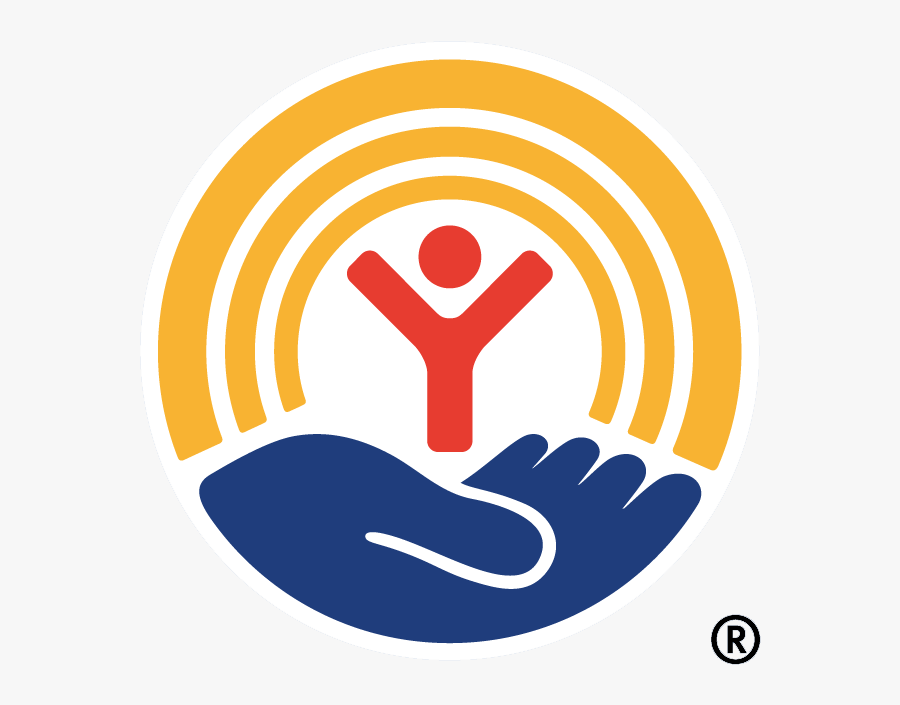 United Way Circle Logo, Transparent Clipart