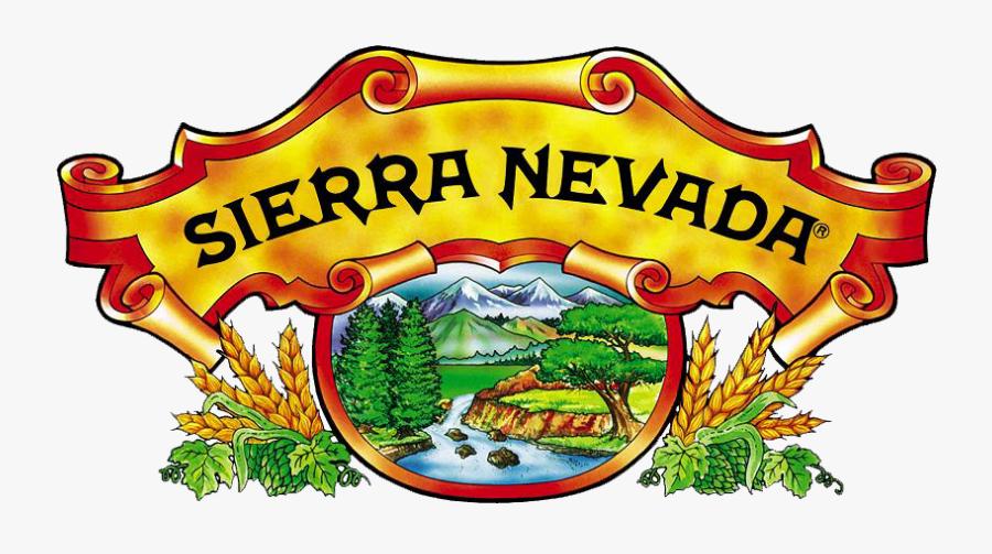 Sierra Nevada Brewing Co, Transparent Clipart
