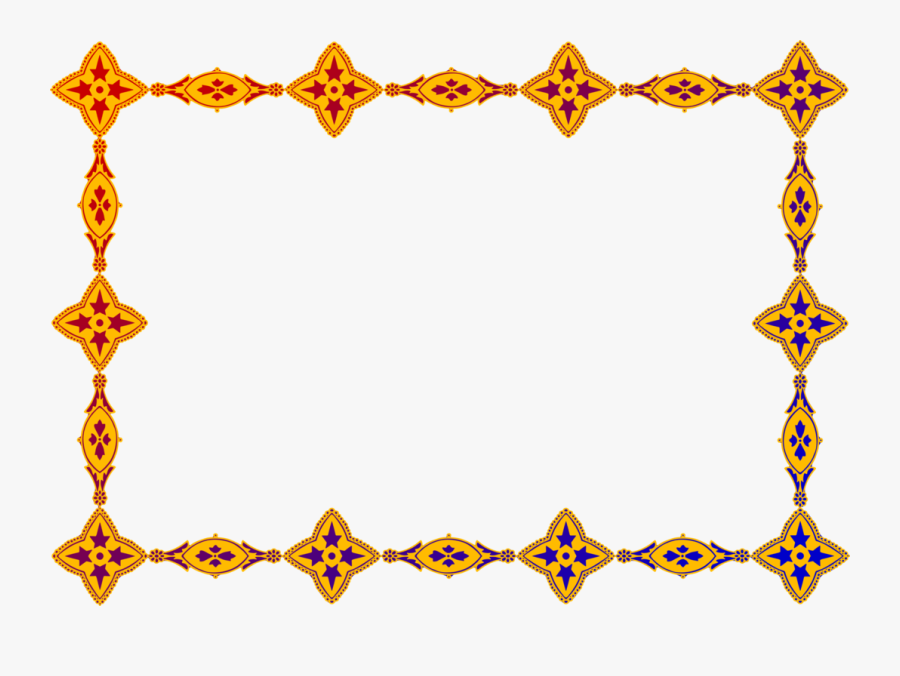 Picture Frame,symmetry,area - Body Frame Clipart, Transparent Clipart