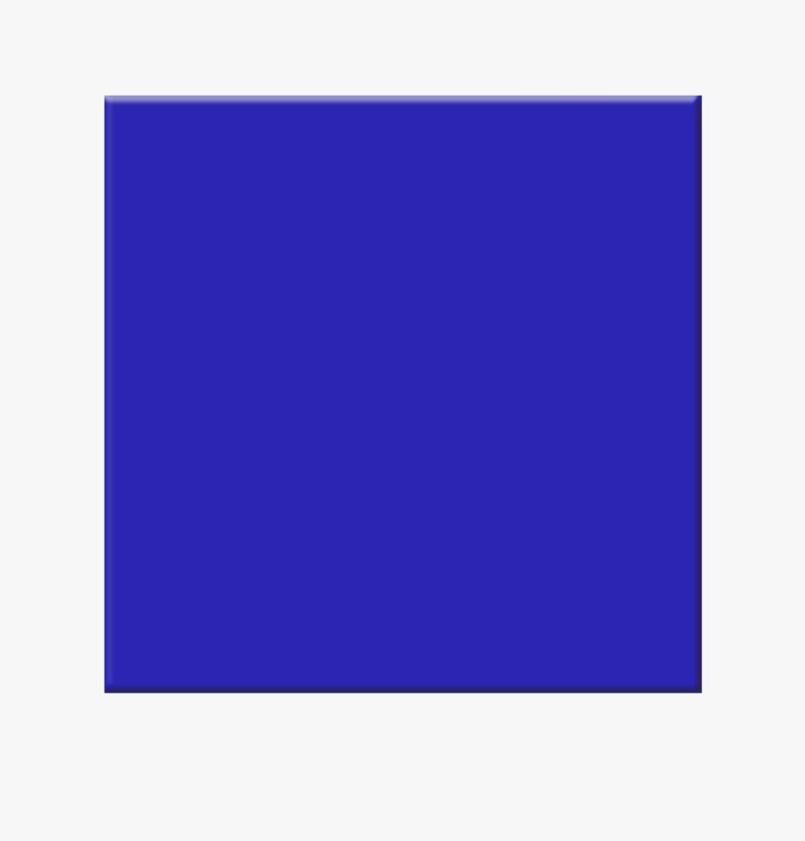 Vintage Ornamental Banner: Blue Square Transparent Background , Free Transparent