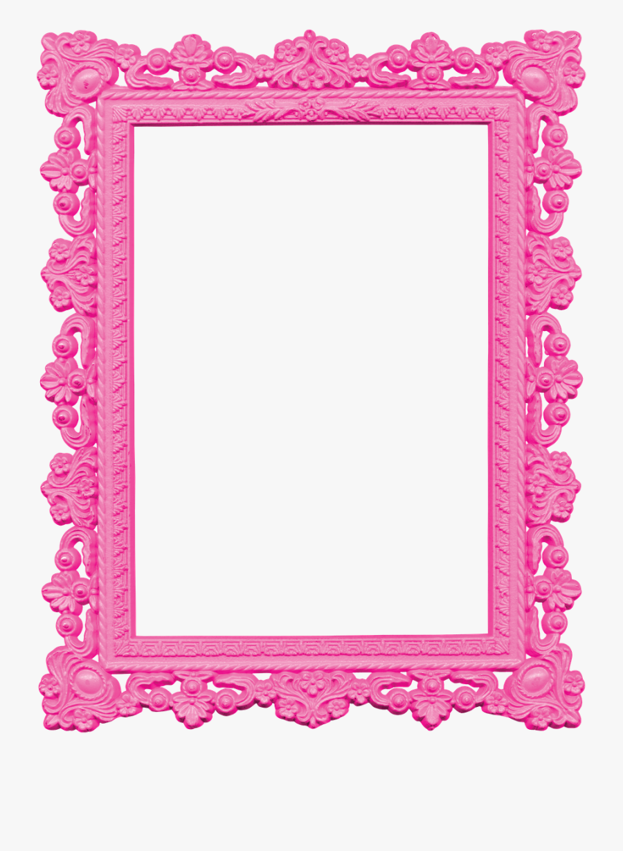Transparent Baby Girl Frame Png - Frame For Baby Png, Transparent Clipart