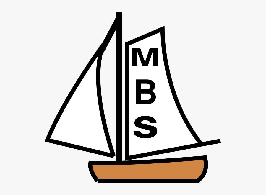 Transparent Sail Boat Clip Art - Sailing Boat Clip Art, Transparent Clipart
