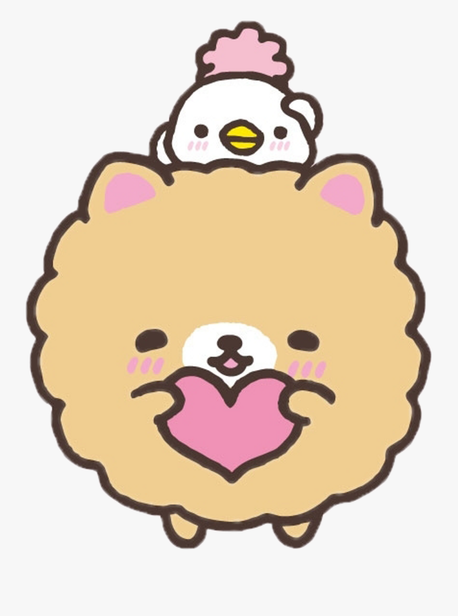 Japanese Cute Clipart , Png Download - Cute Japanese Cartoon Animals, Transparent Clipart