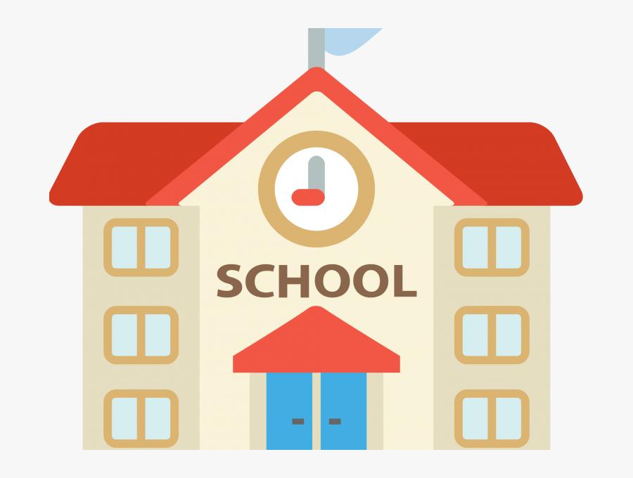 School Clip Art - Schools Clipart Transparent Background , Free Transparent  Clipart - ClipartKey