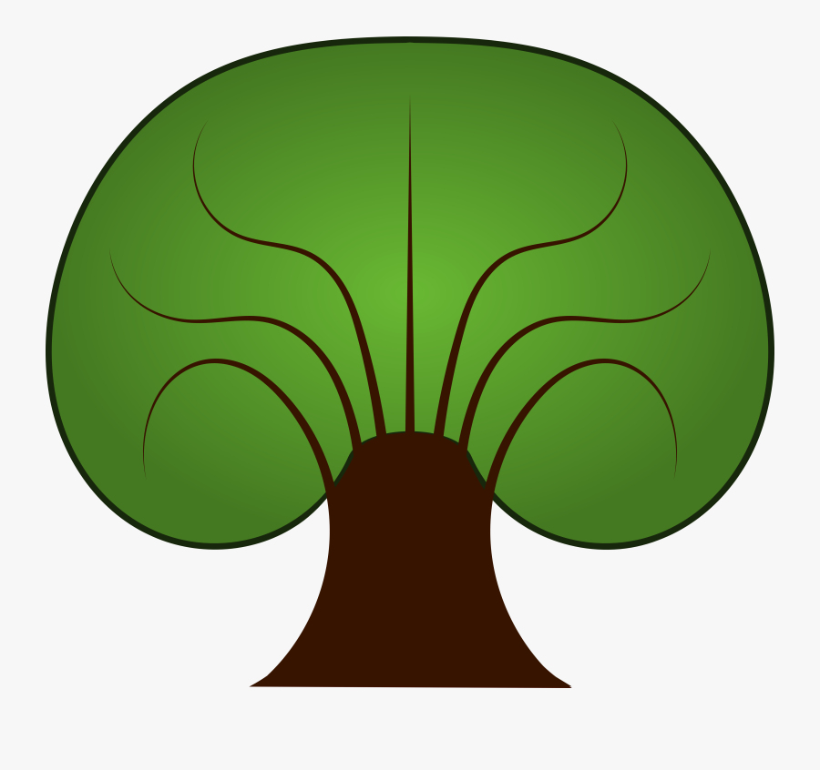 Family Tree Clipart Clipart Cliparts For You - Thick And Thin Tree, Transparent Clipart