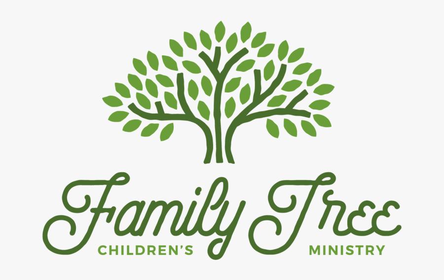 Family Tree-header Image - Illustration, Transparent Clipart