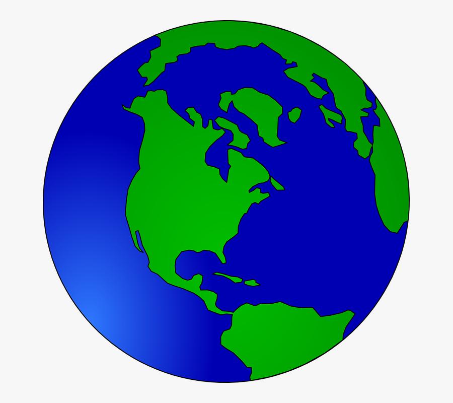 Earth Planet Clipart, Transparent Clipart