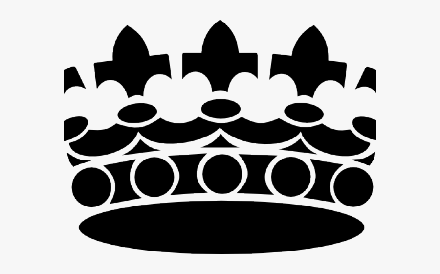 Crown Silhouette Png -crown Silhouette Cliparts - Golden Crown Vector Png, Transparent Clipart