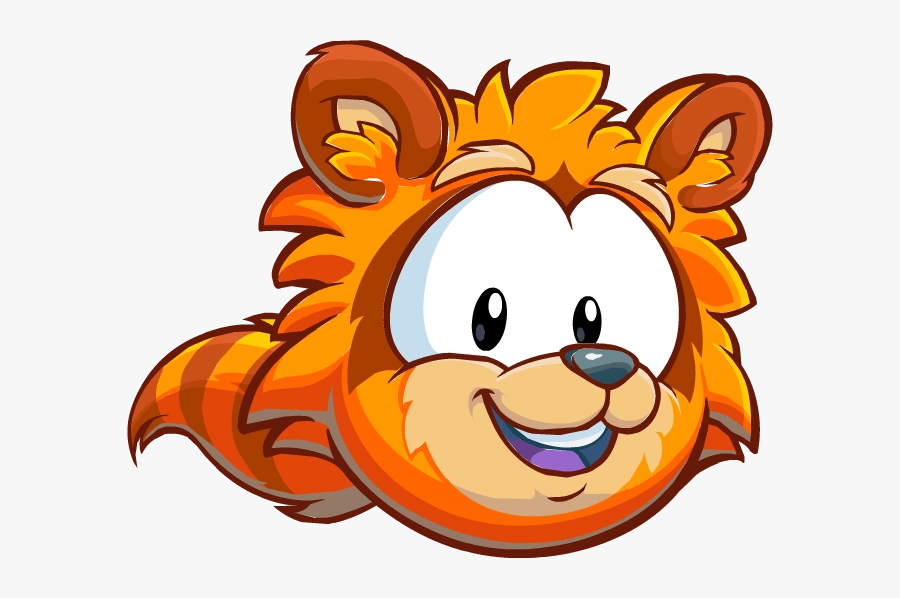 Official Club Penguin Online Wiki - Club Penguin Raccoon Puffle, Transparent Clipart
