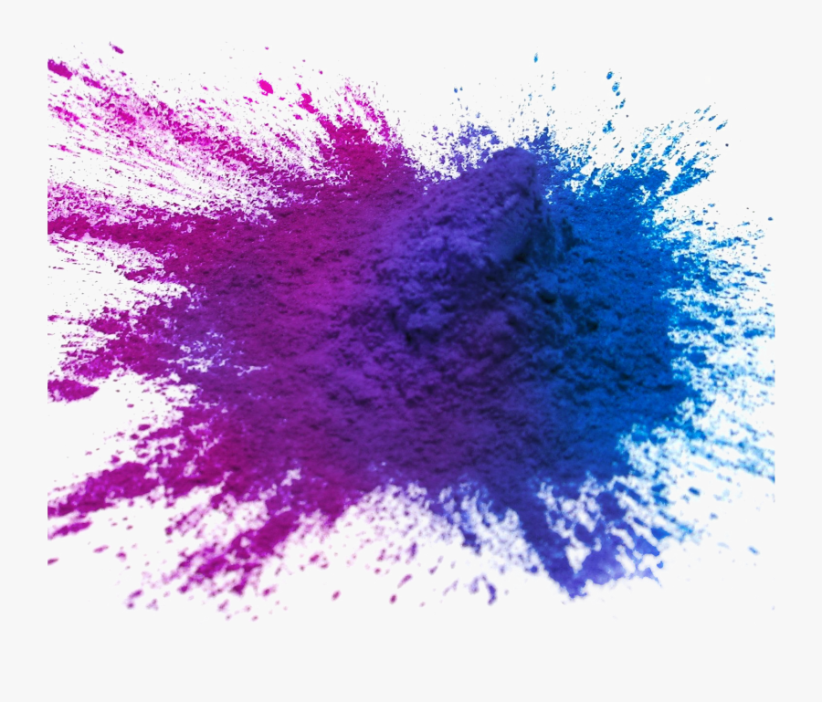 Holi Color Png Image With Transparent Background Vector, - Transparent Holi Colours Png, Transparent Clipart