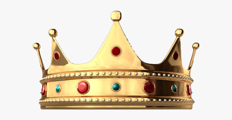 Crown Png - King Crown, Transparent Clipart