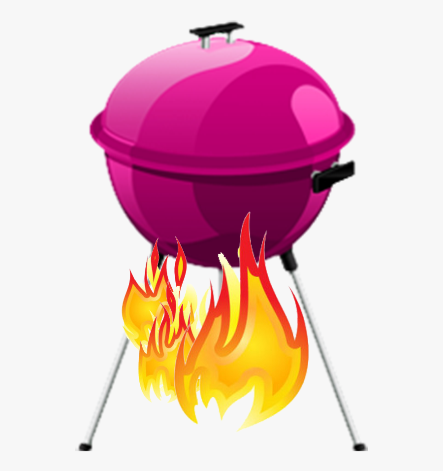 Grill Clipart Family Barbecue - Transparent Background Grill Clipart, Transparent Clipart
