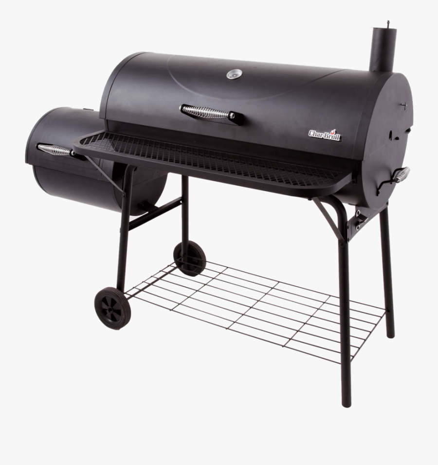 Grilling Clipart Bbq Rib - Char Broil Offset Smoker Models, Transparent Clipart