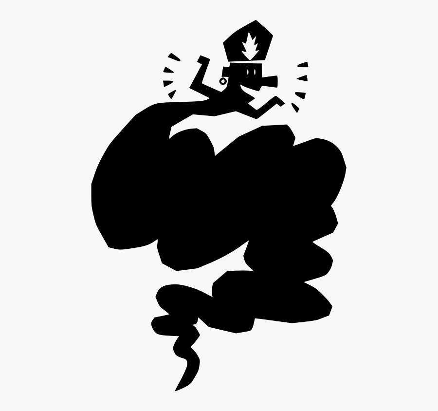 Art,silhouette,fictional Character - Clip Art, Transparent Clipart