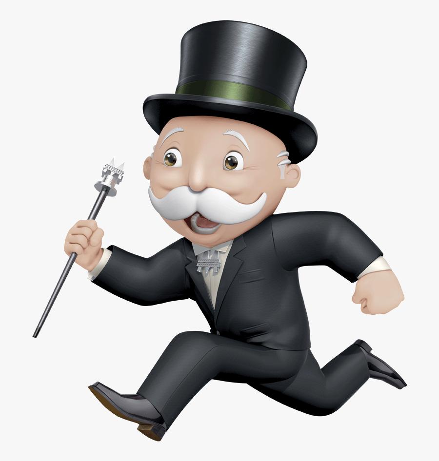 Clip Art Mr Clipart Monopoly Man 3d Free Transparent Clipart Clipartkey