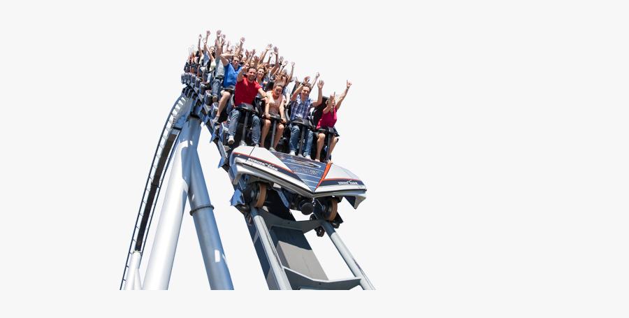 Amusement Park Transparent Images Png - Theme Park Rides Png, Transparent Clipart