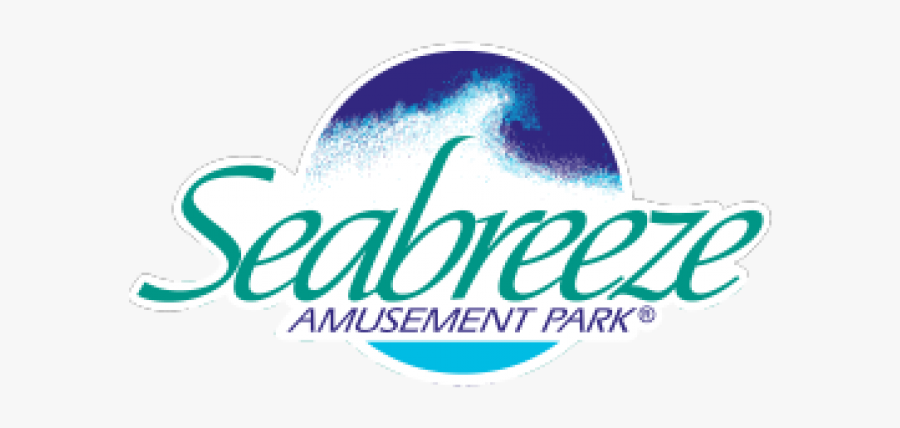 Seabreeze Amusement Park Logo, Transparent Clipart