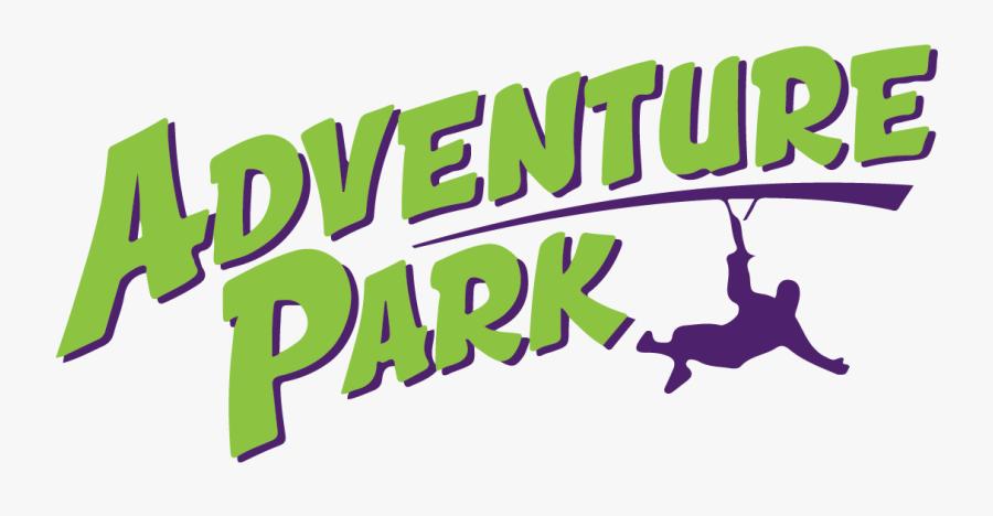Adventure The Biggest In - Logo For Adventure Parks, Transparent Clipart