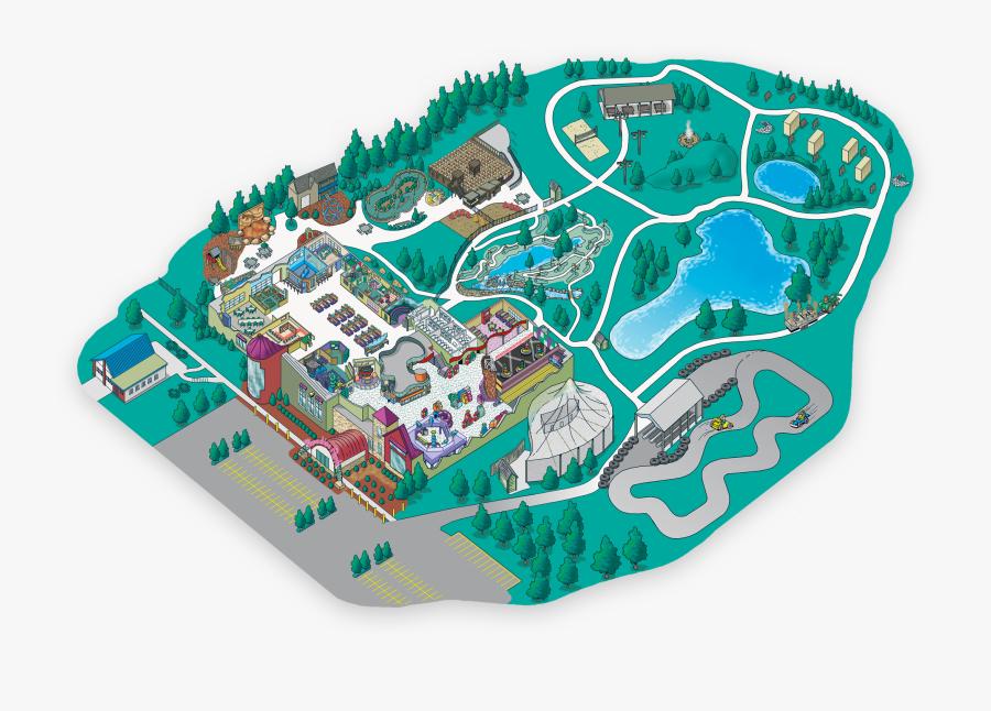Amusement And Fun Center - Paradise Park Lee's Summit, Transparent Clipart