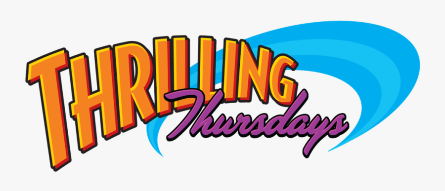 Start Your Weekend On Thursday - Thrilling Thursday, Transparent Clipart
