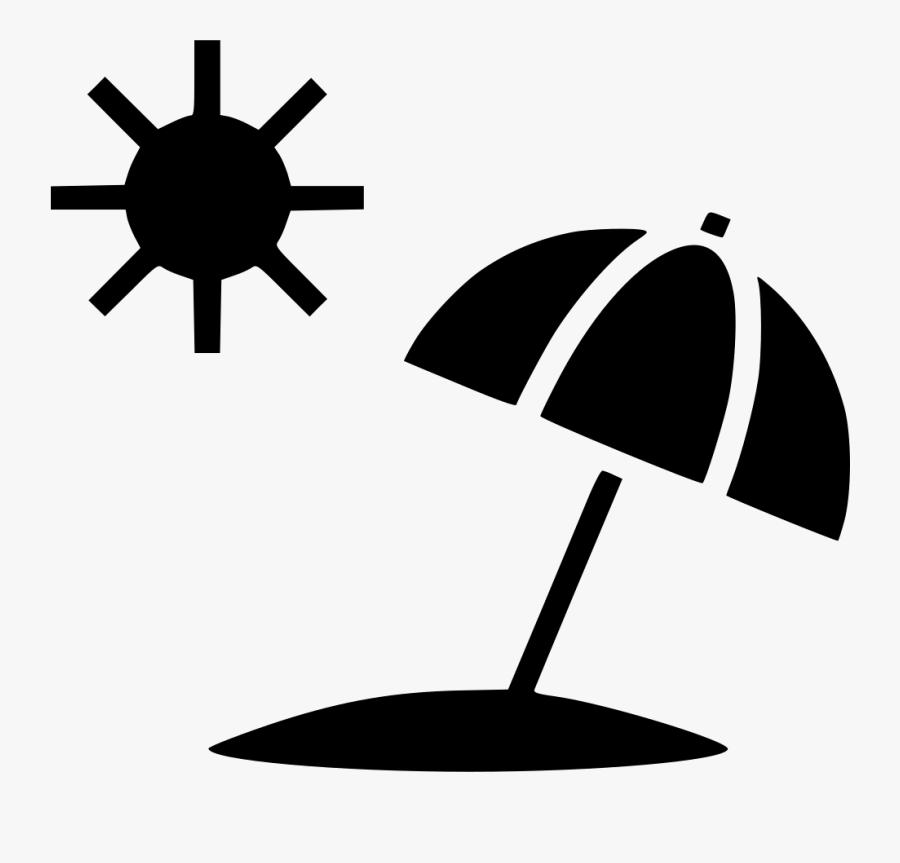 Clip Art Freeuse Stock Sun Summer Umbrella Beach Svg ...