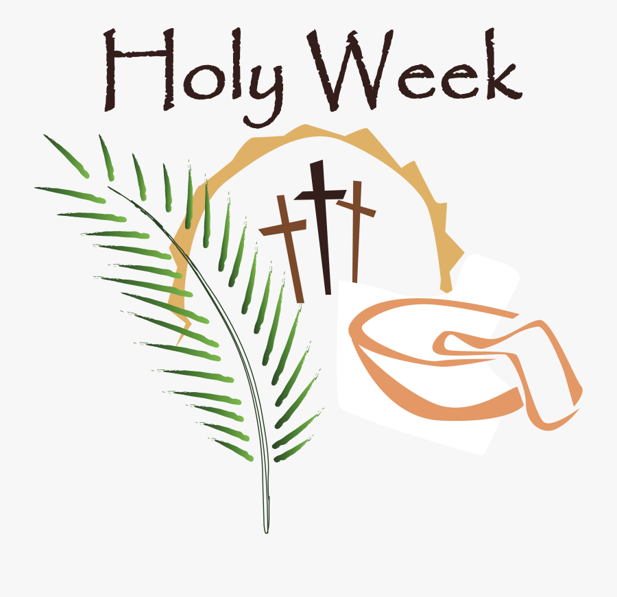 Holy Week, Transparent Clipart