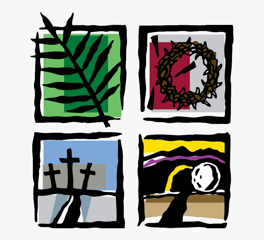 Lent Epworth Home And - Holy Week Lent Season, Transparent Clipart