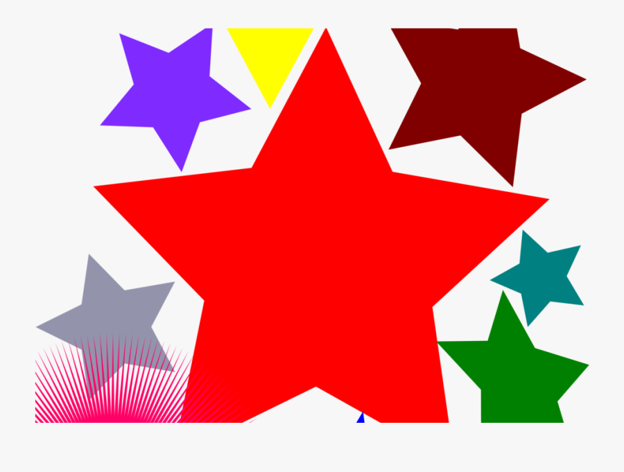 Transparent Star Of The Week Clipart - Stars Of The Week, Transparent Clipart