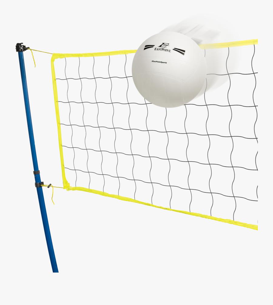 Transparent Volleyball Net Clipart - Volleyball Net, Transparent Clipart
