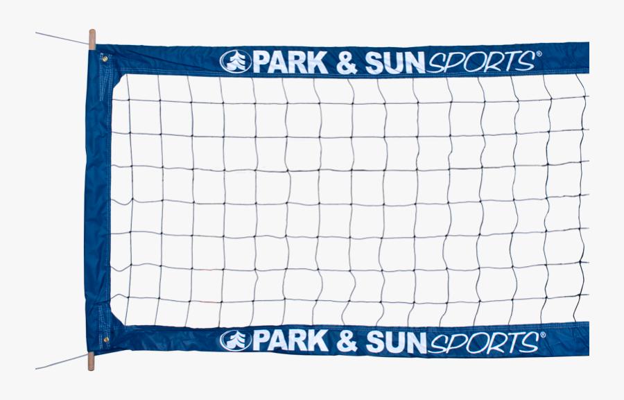 Park Sun Sports - Net, Transparent Clipart
