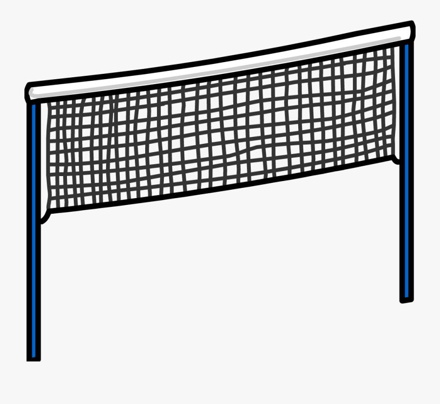 Badminton Net Png, Transparent Clipart