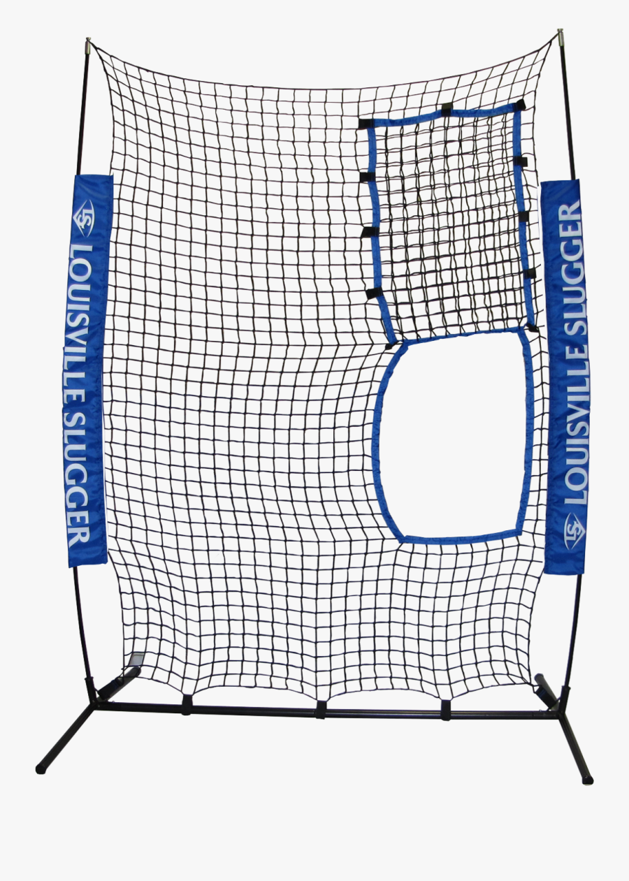Flex Net - Baseball - Net, Transparent Clipart