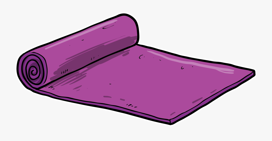 Mat Clipart Yoga Mat - Mat Clipart Png, Transparent Clipart
