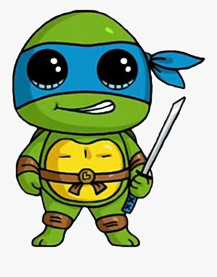 Shell Clipart Kawaii Animated Cute Kawaii Turtle Free
